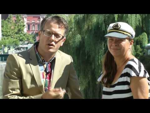 Ljubljana Forum 2013, Managing Water & Transport in the Danube Region.