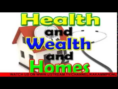 Health Wealth and Homes Mar. 2 2015