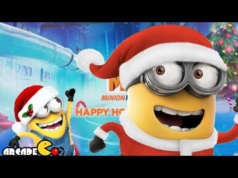 Despicable Me 2 Minion Rush Christmas Special Mission - All ...