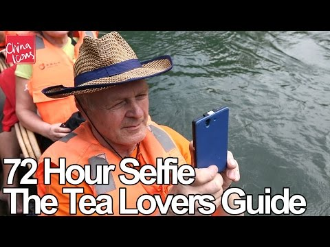 Etker's 72 Hour Selfie | the Tea Lovers Guide to Fujian | A China Icons Video