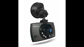 Piranha 1315 arac yol kayit kamera tanitimi detayli inceleme