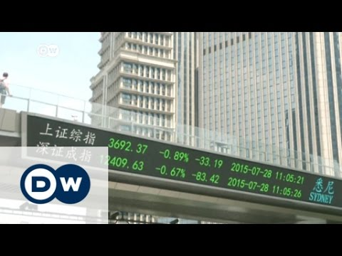 China market turmoil hits small investors | DW Business