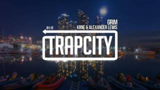 KRANE &amp Alexander Lewis - Grim
