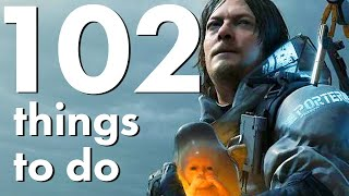 102 Things To Do In Death Stranding - Inside Gaming Feature