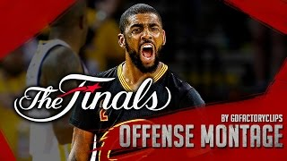 Kyrie Irving EPIC 2016 Finals Highlights - CRAZY Handles, Clutch, Mamba Mentality!