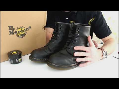 """DR MARTENS """"For Life"""" 11 Months *FINAL REVIEW* (1460 Smooth Black)"""