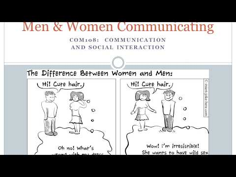 Male And Female Communication Styles