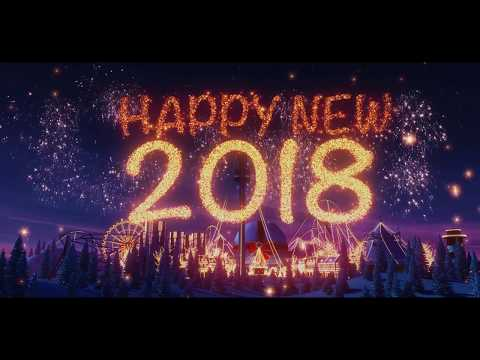Europa-Park - Merry Christmas and a Happy New Year 2018