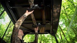 "Seizmik 07300 Black Overhead Gun Rack 1.75/"" 1 3//4/"" Roll Cage Fit 150202"