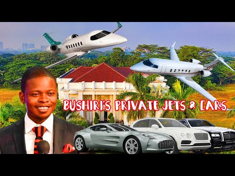 See Prophet Bushiri's Expensive Cars, Houses and four Private Jets