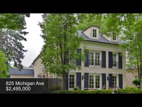 Preview Chicago Presents The 7 Most Expensive Homes in Wilmette, Illinois
