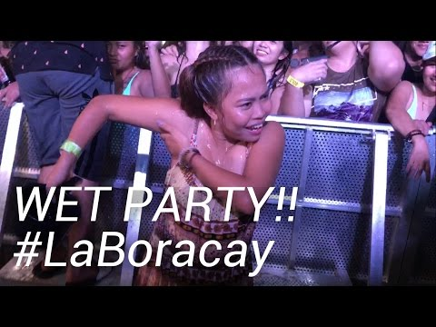 Hydro Music Festival in Boracay (LaBoracay 2017 - Day 3, 4, 5 )