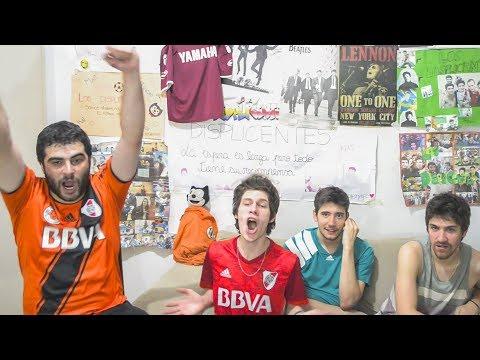 River 3 Deportivo Morón 0 | Copa Argentina 2017 | Reacciones Amigos