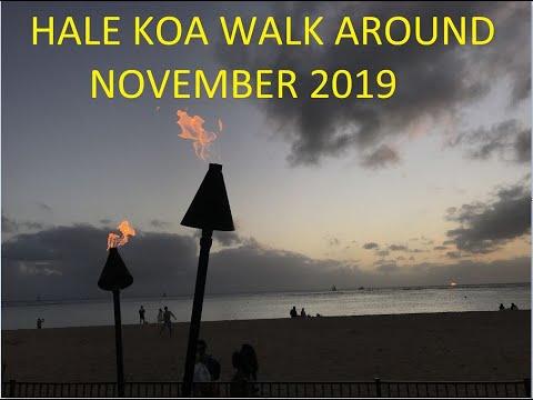 Hale Koa November 2019