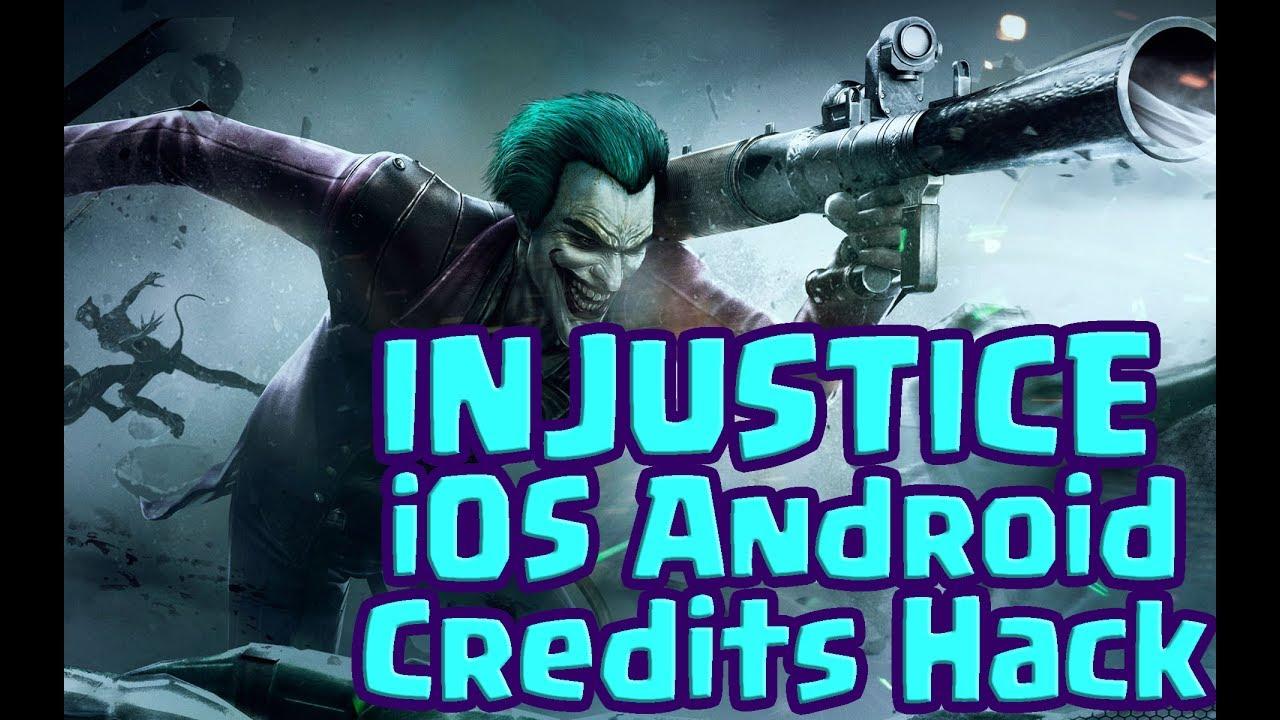 injustice android hack apk no survey