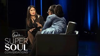 Salma Hayek Pinault on the Conflicting Expectations Women Face   SuperSoul Conversations   OWN