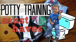 Potty Training a Toddler | What You Need!