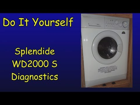 fixing splendide washer dryer combo youtube rh youtube com Splendide WD2100XC Parts Splendide WD2100XC Parts