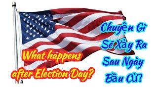U.S. Election Process and Its Key Dates / Quy trình bầu cử của Hoa Kỳ và các ngàỳ trọng tâm của nó