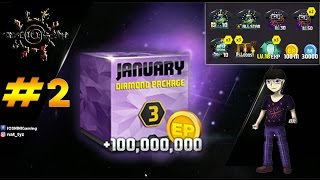 FIFA Online 3 : January Diamond Package #2 | ลุ้น WB & WL เลยนะ