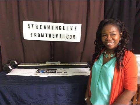 Virgin Islands Gospel Artist Suzette Jones & her new song - Lift Him Up