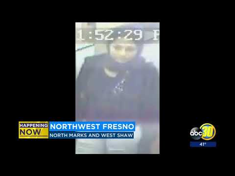 Police search for 7 people accused of stealing jewelry in Northwest Fresno