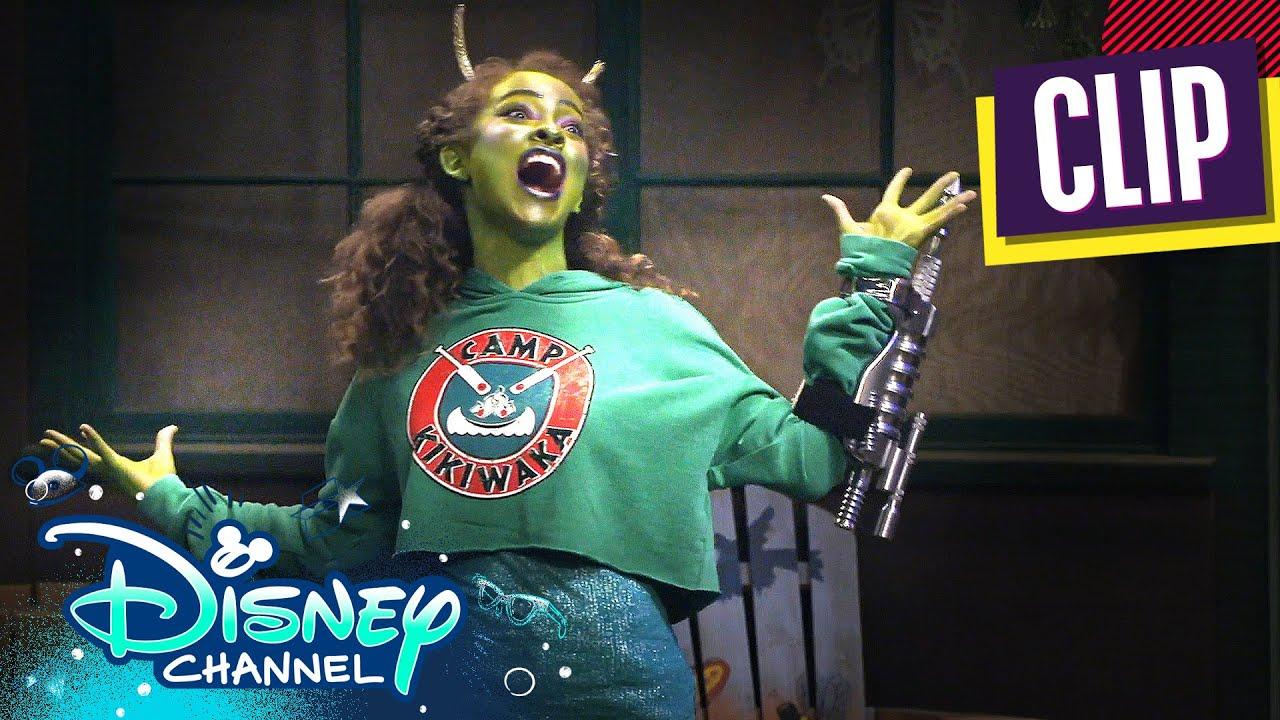 Campy Creepy-Waka | BUNK'D | Disney Channel