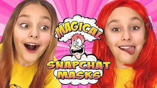 Sasha and Max   the story of Magic Mirrors and photos