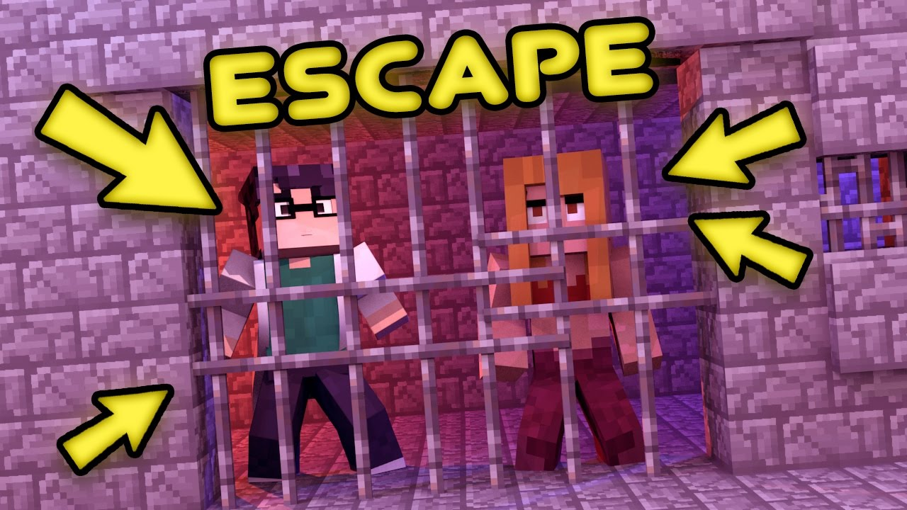 Minecraft Escape Prison 2