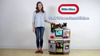 Little Tikes Cook 'n Learn Smart Kitchen | Demo