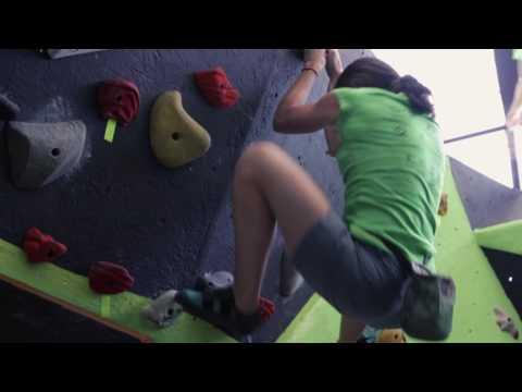 """Double Trouble"" V+ Bouldering & Sport Center"