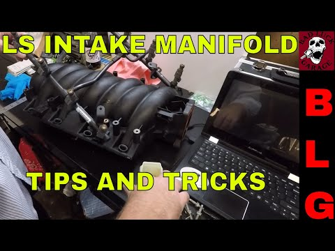 LS INTAKE MANIFOLD MODS Good and Bad