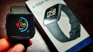 Fitbit Versa Unboxing!
