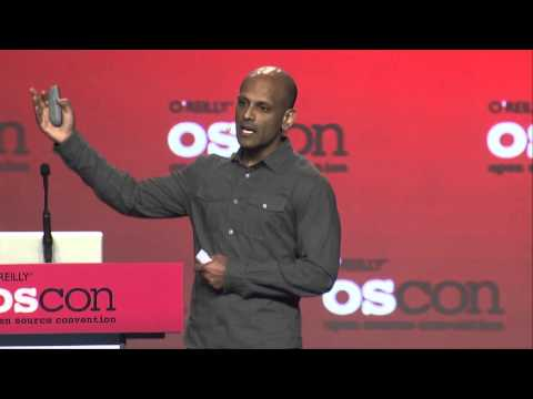 "OSCON 2013:Jay Parikh, ""The Open Compute Project"""