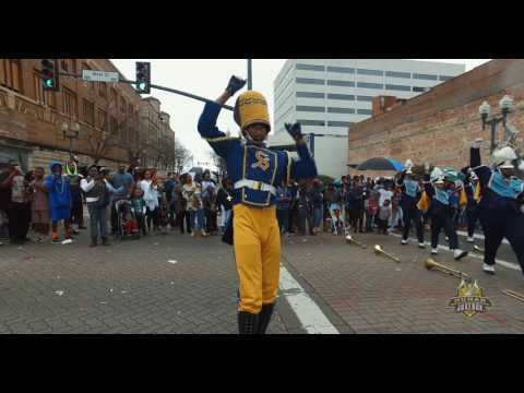 """Southern University Human Jukebox 2017 """"Me and My Friends"""" Dance Routine"""