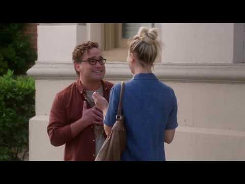 Penny dice a Leonard que no quiere tener hijos
