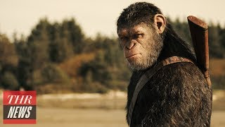 'War for the Planet of the Apes' Review: What The Critics are Saying | THR News