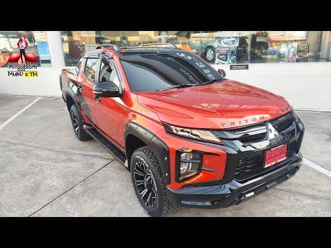 รีวิว Mitsubishi Triton athlete 4X4 ราคา 1,156,000 บาท แต่งเต็ม พร้อมส่วนลด