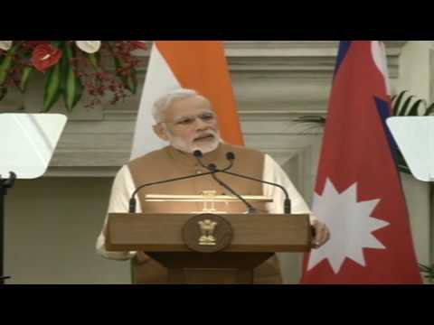 Exchange of Agreements & Press Statement: Visit of Prime Minister of Nepal to India