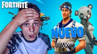 🔴 NEW SKINS *TEAM LEADER P.A.N.D.A* AND PLAYING WITH SUBS! FORTNITE