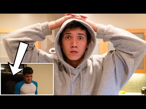 FOUND A GHOST IN MY VLOG!!  (3 MINUTES VIDEO)