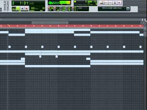 Vybz kartel - Daddy Devil - FL Studio Remake Instrumental..Uncle Demon Riddim