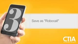 (Pasaport & Klasik)Robocall BlackBerry Cihazlar için Engelleme
