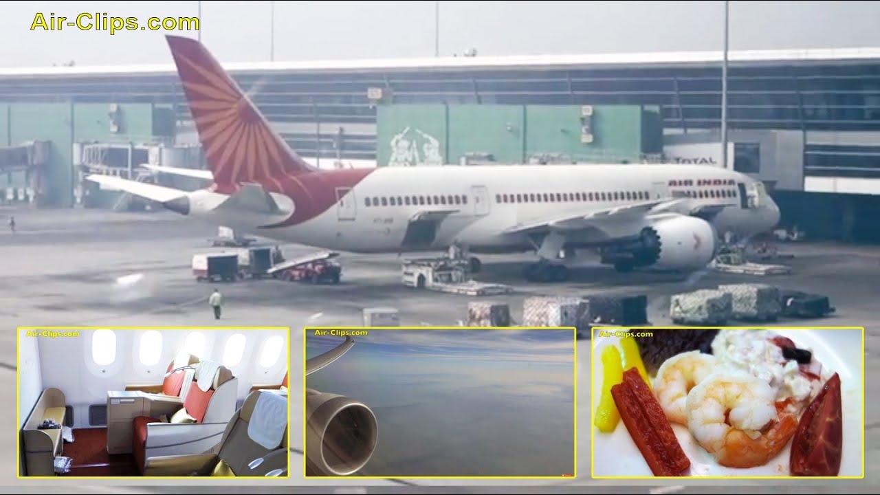 air india boeing 7878 dreamliner new delhi to frankfurt