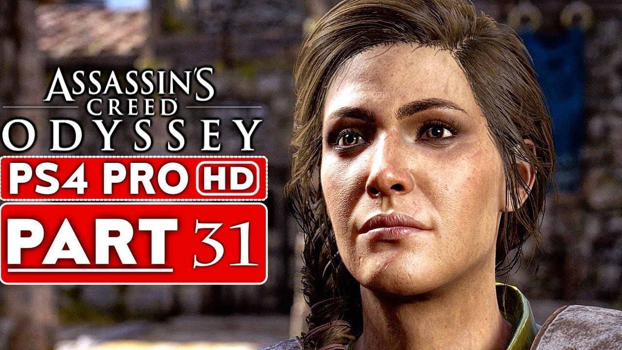 ASSASSIN'S CREED ODYSSEY Gameplay Walkthrough Part 31 [1080p HD PS4 PRO] - No Commentary