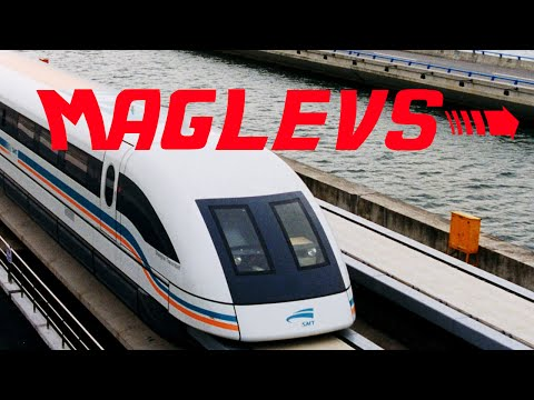 High-Speed Maglev Monorail Being Considered For American Dream
