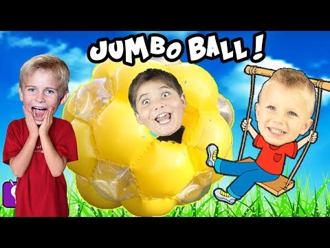 JUMBO Fun Ball with Surprise Toys