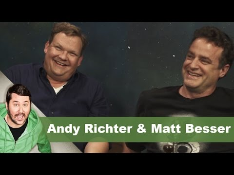 Andy Richter & Matt Besser  Getting Doug with High