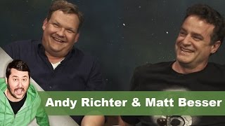 Andy Richter & Matt Besser   Getting Doug with High