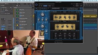 Destructor In the Studio (2/4) - Sittin' in the Mix